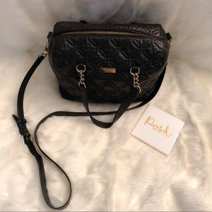 Kate Spade New York Leather Quilted Hand Bag